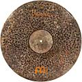 Meinl Byzance Extra Dry Thin Ride Cymbal 22 in. Thumbnail