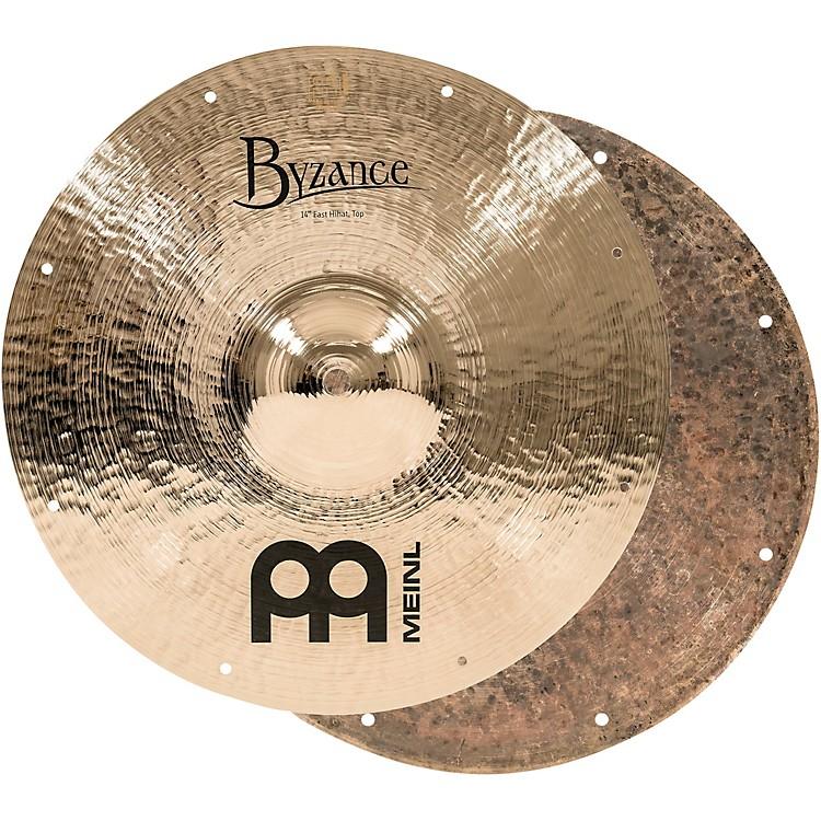 MeinlByzance Fast Hi-Hat Brilliant Cymbals
