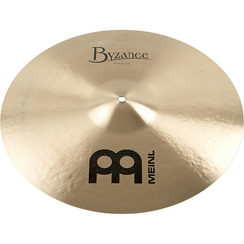 Meinl Byzance Heavy Crash Cymbal 18 in.
