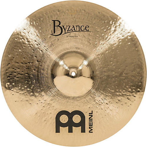 Meinl Byzance Heavy Ride Brilliant Cymbal-thumbnail