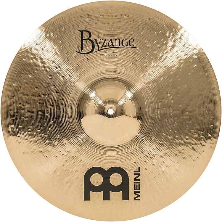 Meinl Byzance Heavy Ride Brilliant Cymbal 20