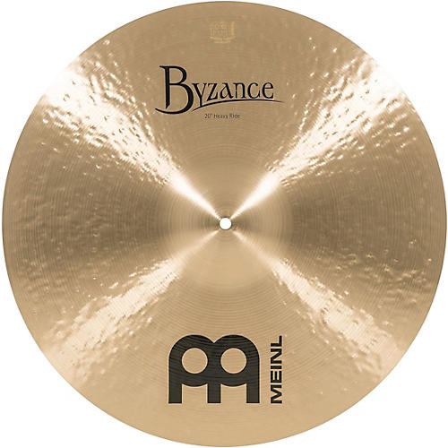 Meinl Byzance Heavy Ride Traditional Cymbal 20 in.