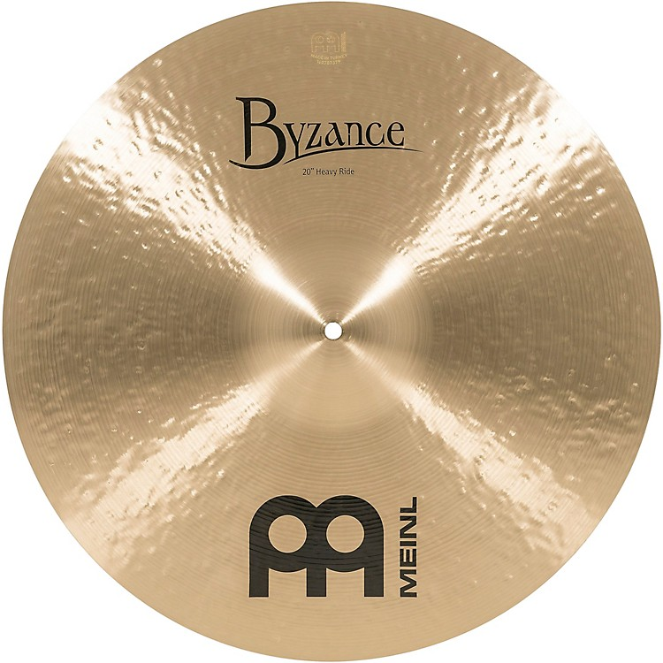 Meinl Byzance Heavy Ride Traditional Cymbal 21