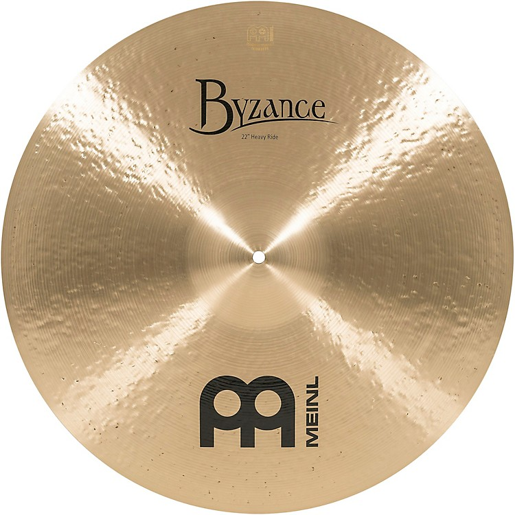 Meinl Byzance Heavy Ride Traditional Cymbal 22