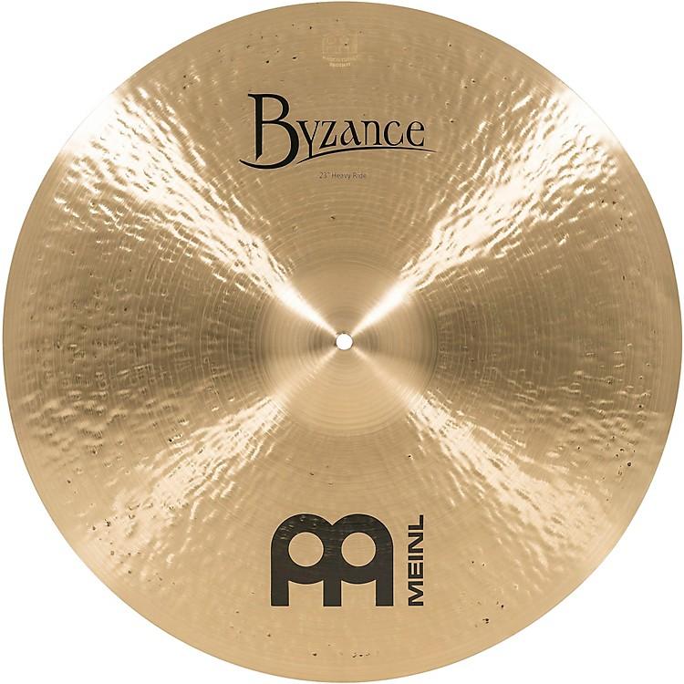 MeinlByzance Heavy Ride Traditional Cymbal21