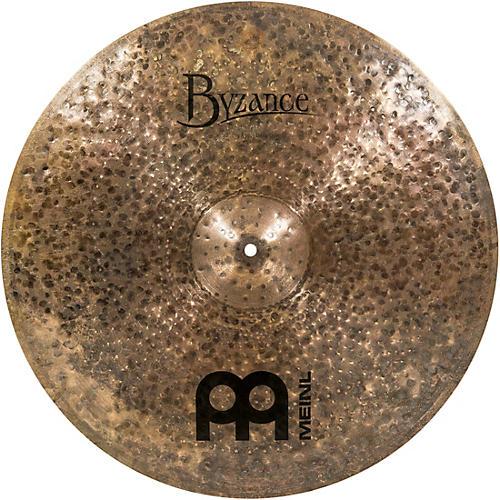 Meinl Byzance Jazz Big Apple Dark Ride Cymbal 24 in.-thumbnail