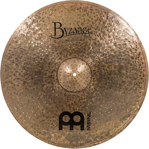 Meinl Byzance Jazz Big Apple Dark Ride Cymbal-thumbnail