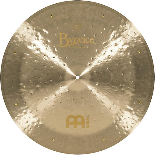 Meinl Byzance Jazz China Ride with sizzles Traditional Cymbal-thumbnail