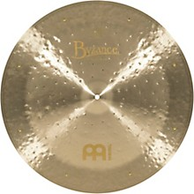 Open Box Meinl Byzance Jazz China Ride with sizzles Traditional Cymbal