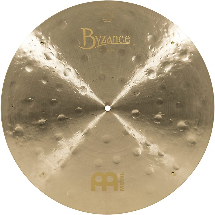 MeinlByzance Jazz Club Ride Traditional Cymbal20 Inch