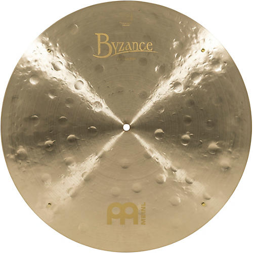Meinl Byzance Jazz Club Ride Traditional Cymbal 20 in.