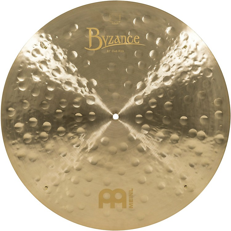 MeinlByzance Jazz Club Ride Traditional Cymbal
