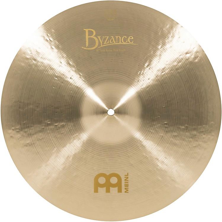 MeinlByzance Jazz Extra Thin Crash Traditional Cymbal18