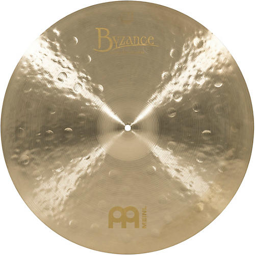 Meinl Byzance Jazz Extra-Thin Ride Traditional Cymbal 22 in.