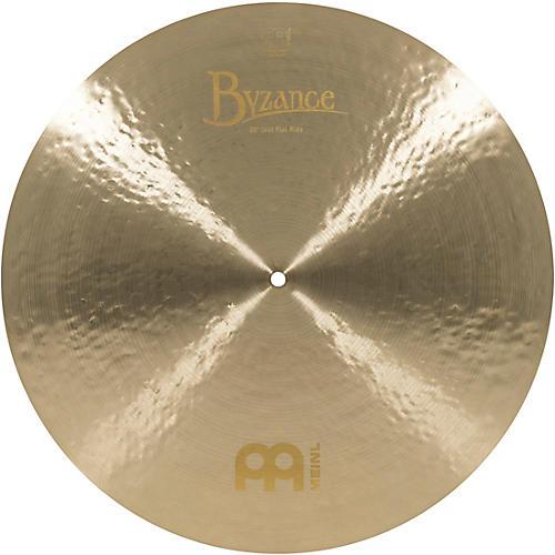 Meinl Byzance Jazz Flat Ride Traditional Cymbal 20 in.