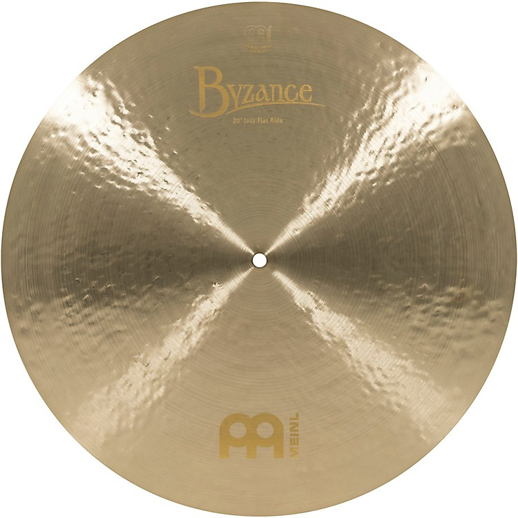 Meinl Byzance Jazz Flat Ride Traditional Cymbal 20