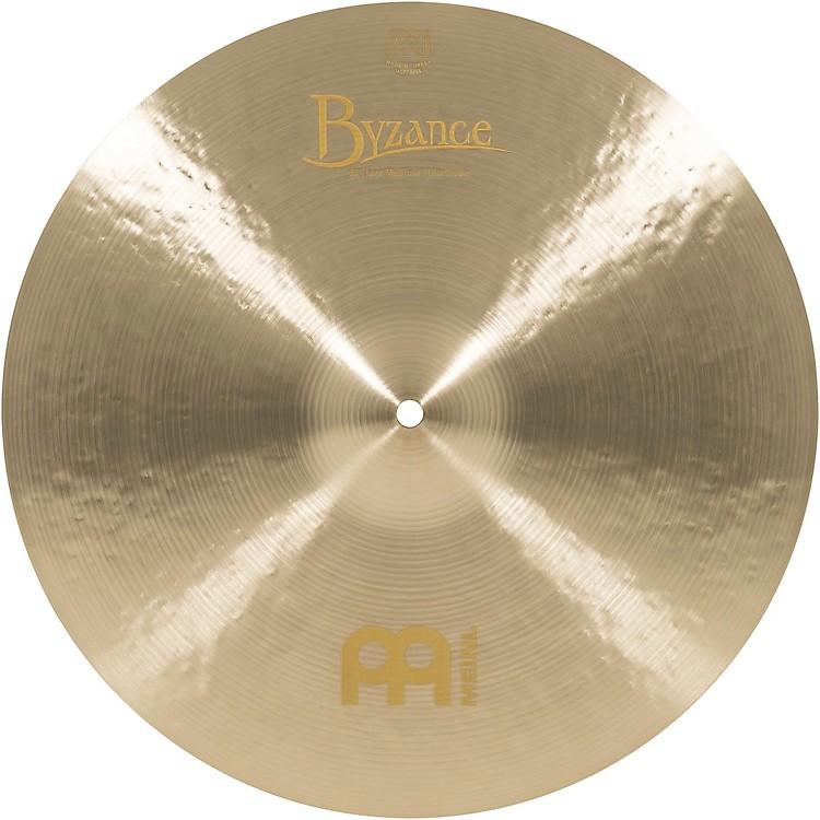 MeinlByzance Jazz Medium Thin Crash Cymbal16 In
