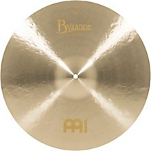 Meinl Byzance Jazz Medium Thin Crash Traditional Cymbal