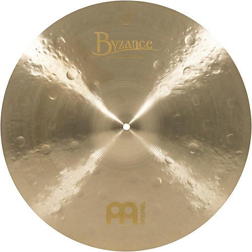 Meinl Byzance Jazz Medium Thin Ride Traditional Cymbal 20 in.