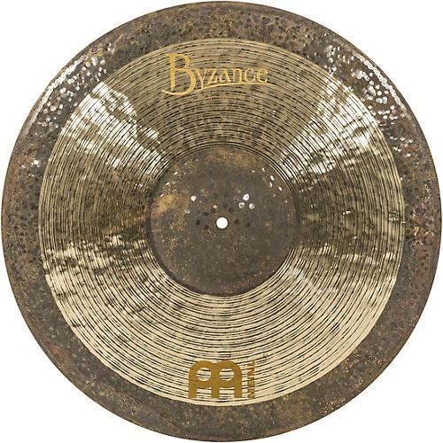 Meinl Byzance Jazz Ralph Peterson Signature Symmetry Ride Cymbal-thumbnail