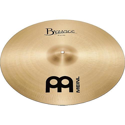 Meinl Byzance Jazz Sweet Light Ride Traditional Cymbal 20