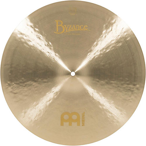 Meinl Byzance Jazz Thin Crash Traditional Cymbal 17 in.
