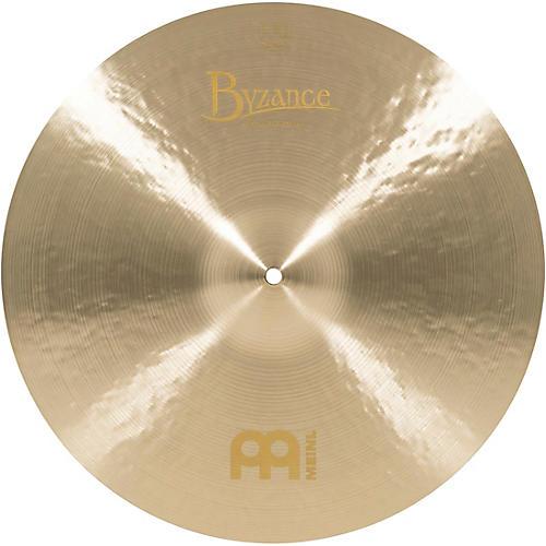 Meinl Byzance Jazz Thin Crash Traditional Cymbal 18 in.