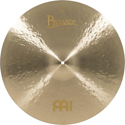 Meinl Byzance Jazz Thin Crash Traditional Cymbal-thumbnail