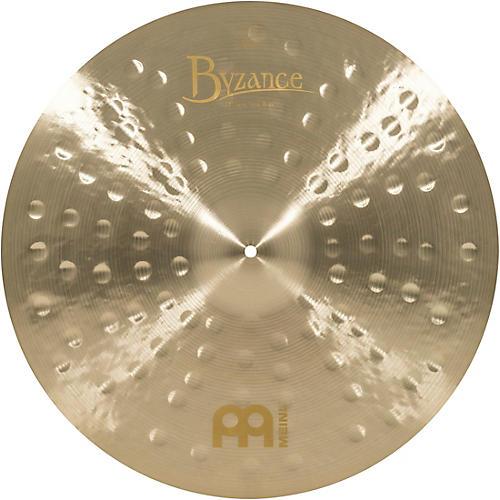 Meinl Byzance Jazz Thin Ride Traditional Cymbal 22 in.