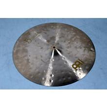 Meinl Byzance Jazz Thin Ride Traditional Cymbal