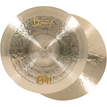 Meinl Byzance Jazz Tradition Hi-Hat Cymbal Pair