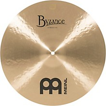 Meinl Byzance Medium Crash Traditional Cymbal 16 in.