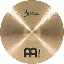 Meinl Byzance Medium Crash Traditional Cymbal 18 in.