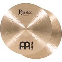 Meinl Byzance Medium Hi-Hat Cymbals