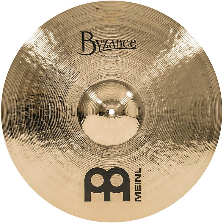 Meinl Byzance Medium Ride Brilliant Cymbal 24
