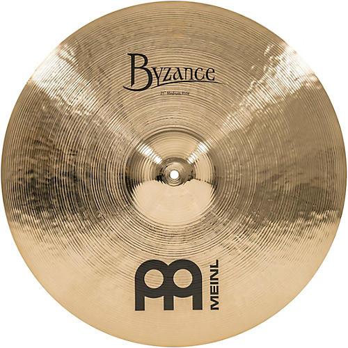 Meinl Byzance Medium Ride Brilliant Cymbal-thumbnail