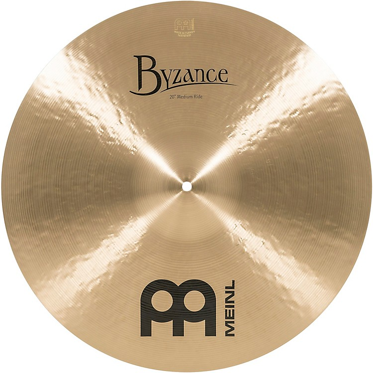 MeinlByzance Medium Ride Traditional Cymbal20