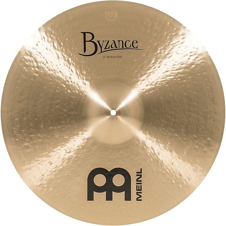 MeinlByzance Medium Ride Traditional Cymbal21