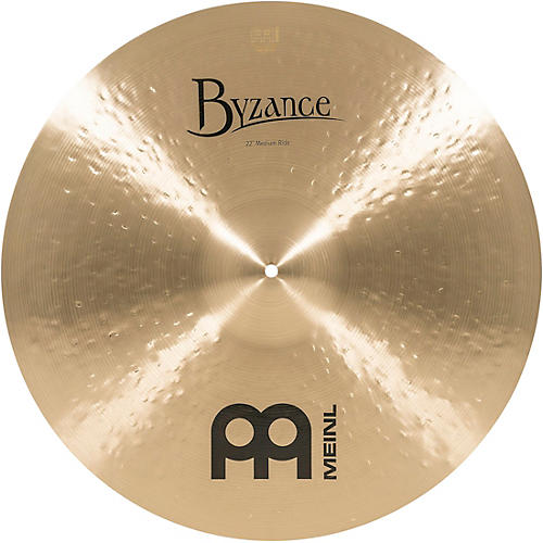 Meinl Byzance Medium Ride Traditional Cymbal 22 in.