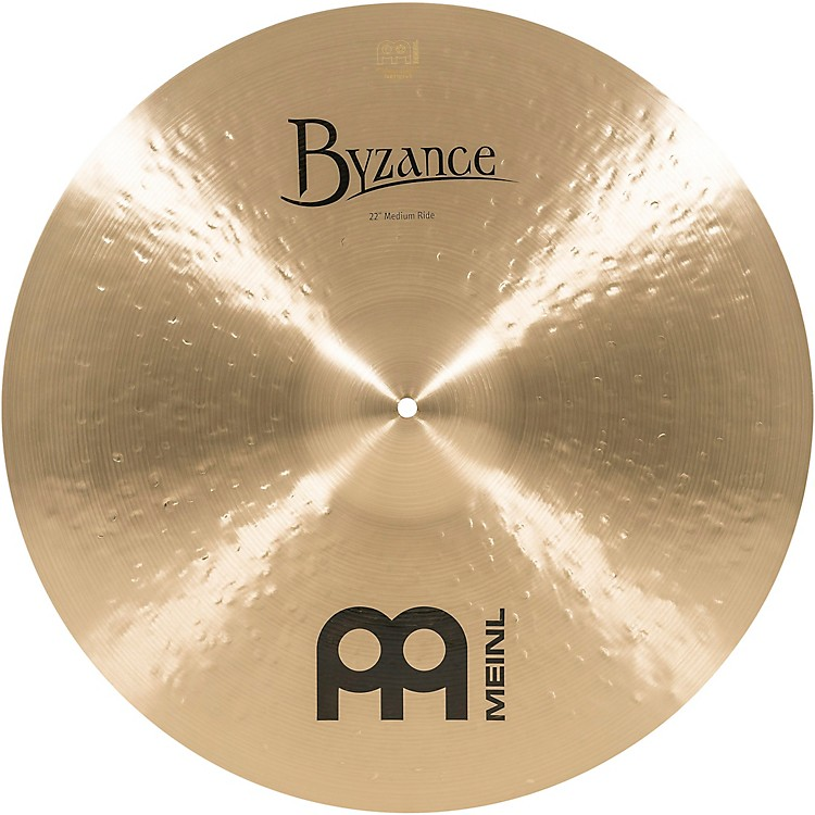 Meinl Byzance Medium Ride Traditional Cymbal 22