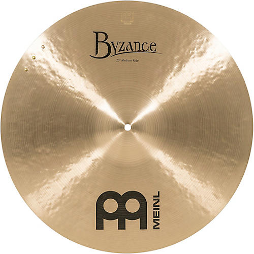 Meinl Byzance Medium Sizzle Ride Traditional Cymbal 20