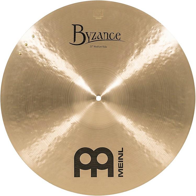 MeinlByzance Medium Sizzle Ride Traditional Cymbal20