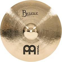 Meinl Byzance Medium Thin Crash Brilliant Cymbal 17 in.