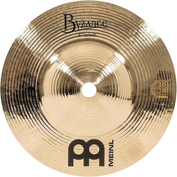 MeinlByzance Splash Cymbal6