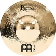 Meinl Byzance Splash Cymbal 8 in