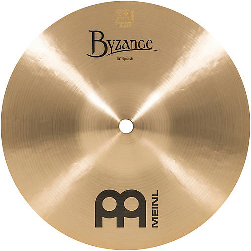 Meinl Byzance Splash Traditional Cymbal 10 in.