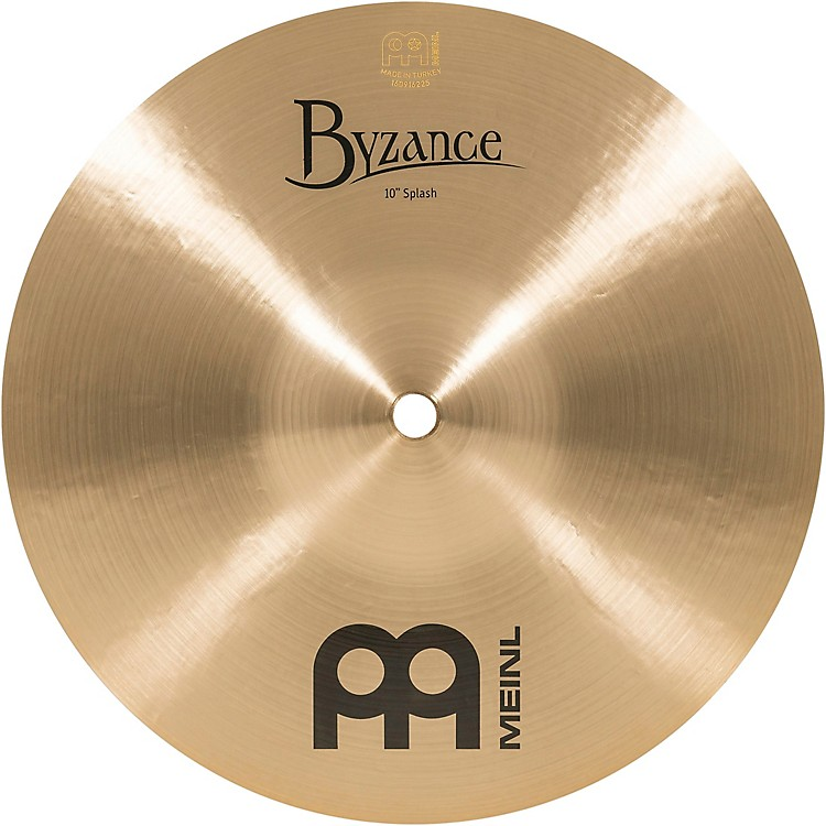 Meinl Byzance Splash Traditional Cymbal 10