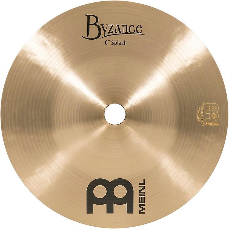 MeinlByzance Splash Traditional Cymbal6