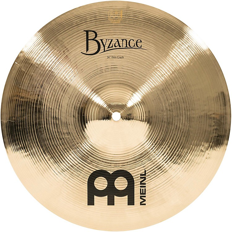 Meinl Byzance Thin Crash Brilliant Cymbal 18