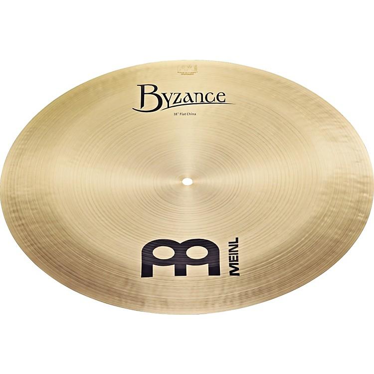 MeinlByzance Traditional Flat China Cymbal16